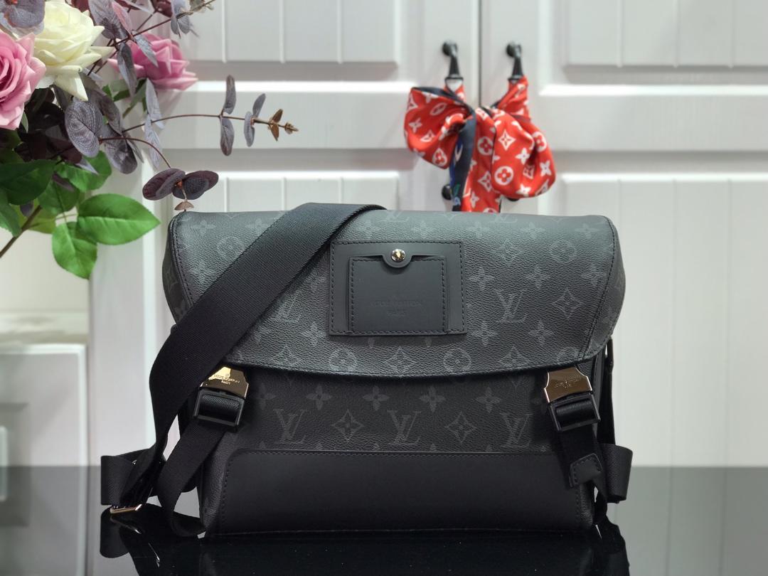 Best Price Louis Vuitton Men Messenger PM Voyager Vintage School Bag M40511