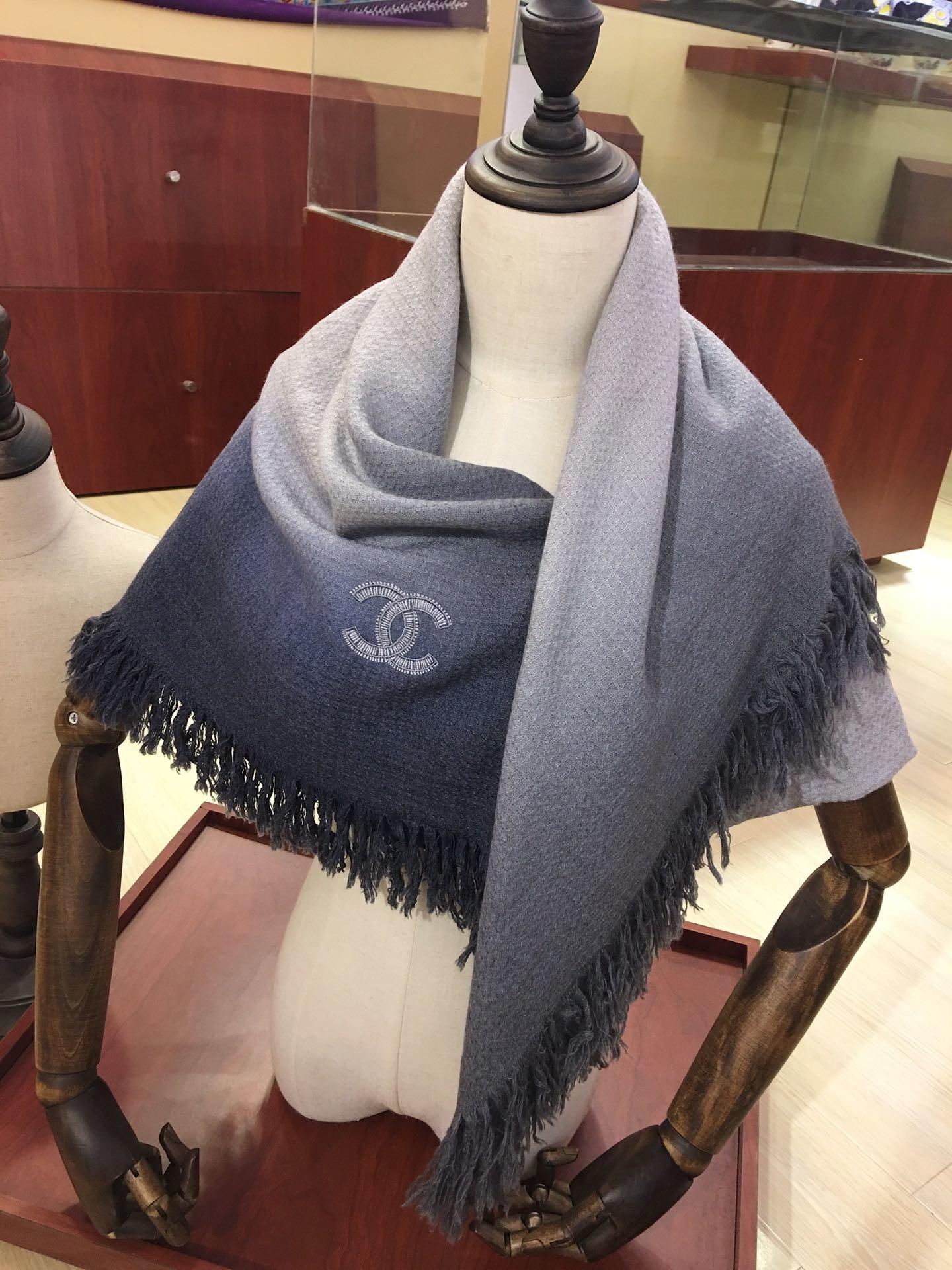 Cheap Replica Chanel Women Scarf 0016