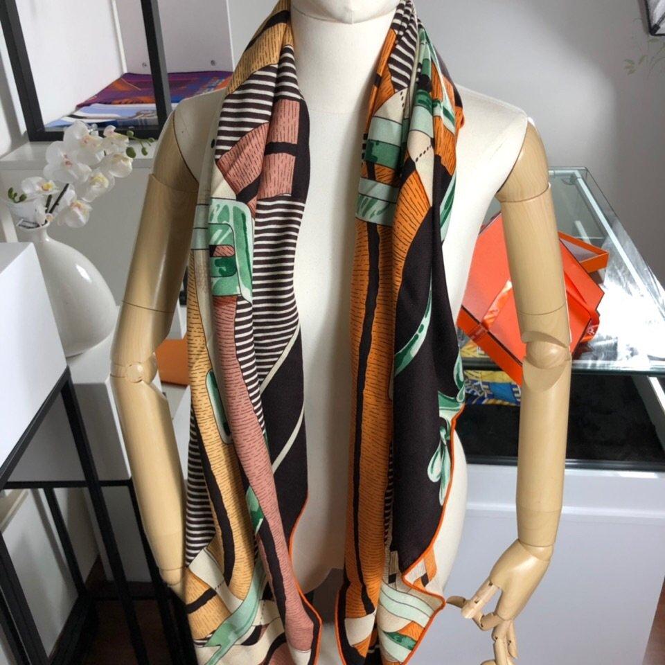 Cheap Replica Hermes Women  Scarf 0014