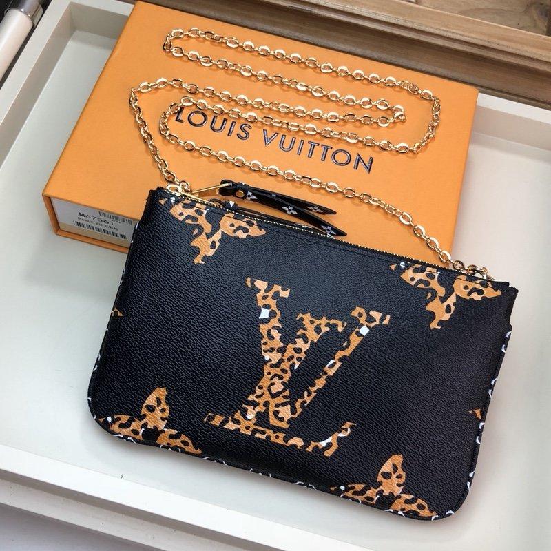 Copy Louis Vuitton M67561 Double Zip Pochette