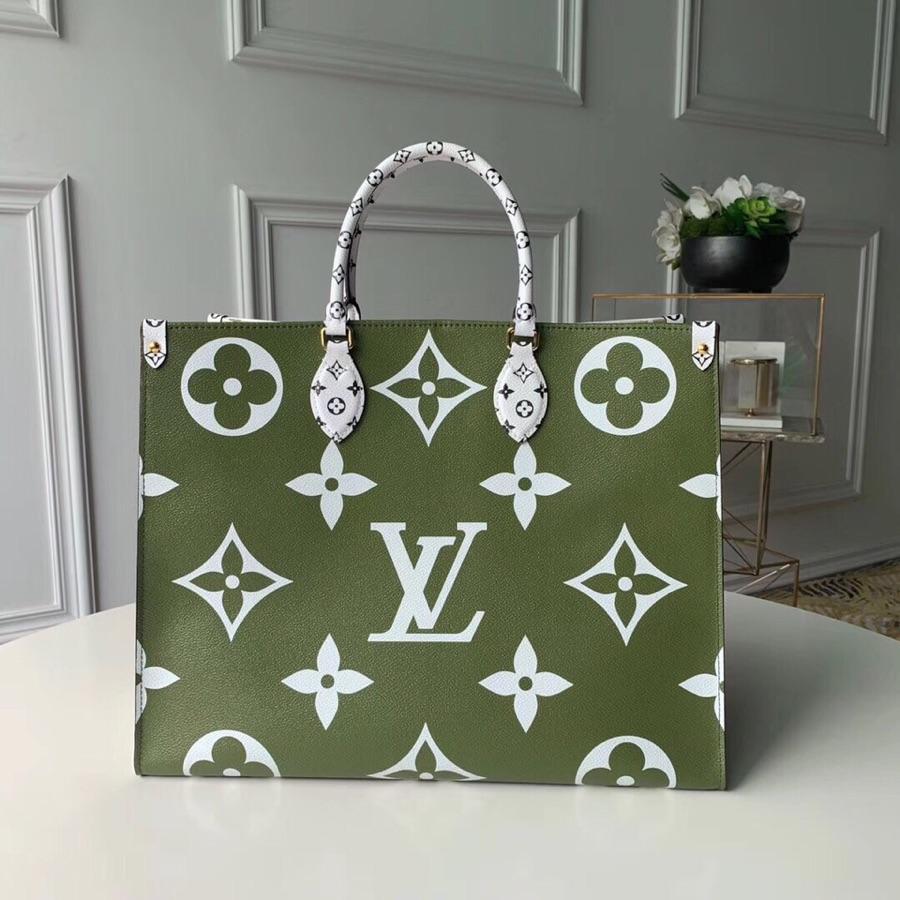 New Replica Louis Vuitton M44571 Onthego Monogram Creme