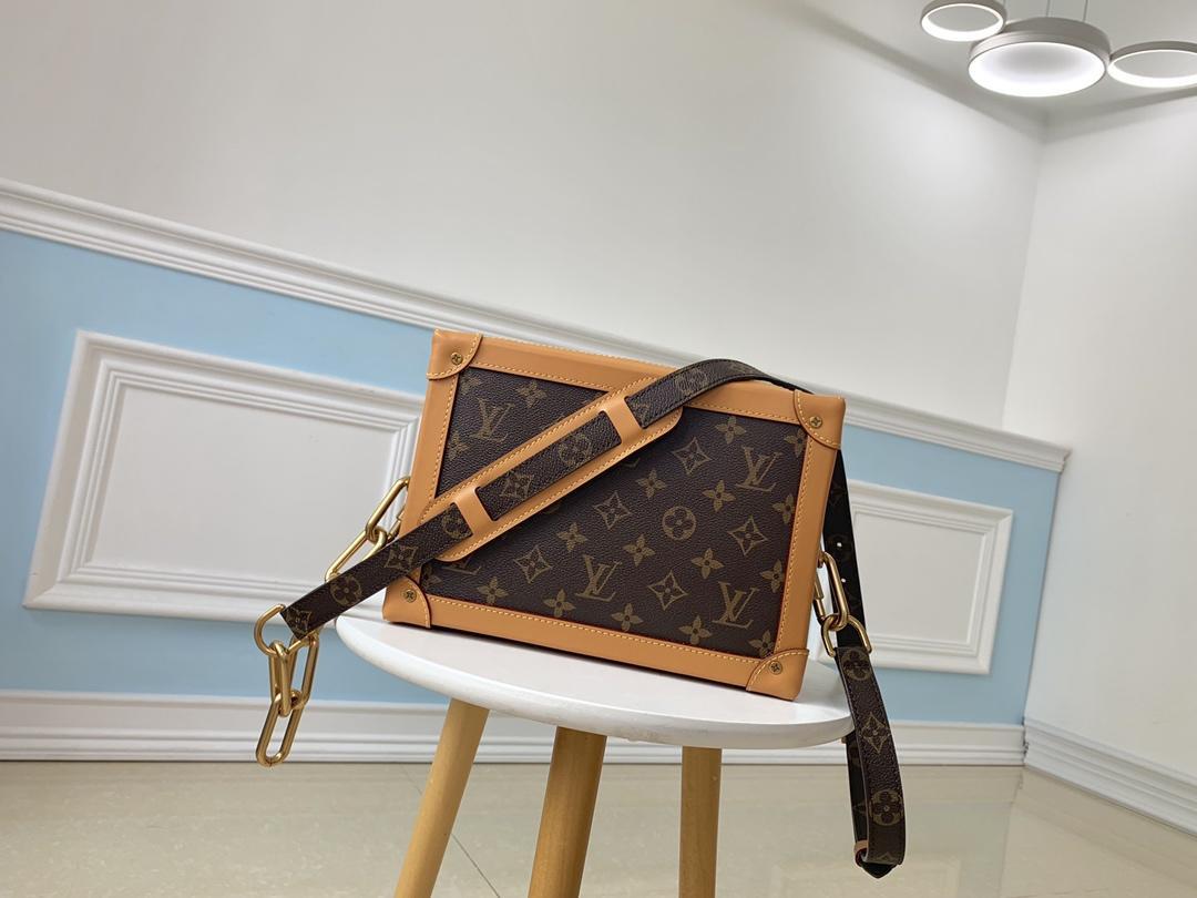 Original Copy Louis Vuitton Soft Trunk Supple Messenger Bag  M44660