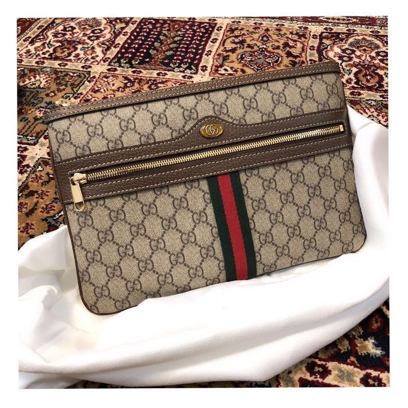 Original Quality Gucci Men Clutch Bag