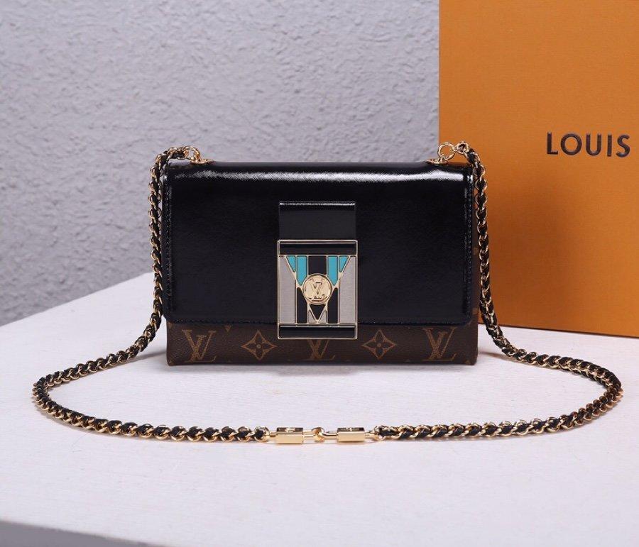 Perfect Replica Louis Vuitton M44916 Pochette LV Thelma with New LV Lock