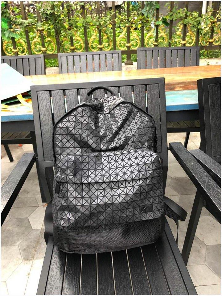 Replica Issey Miyake Kuro Daypack Backpack Black