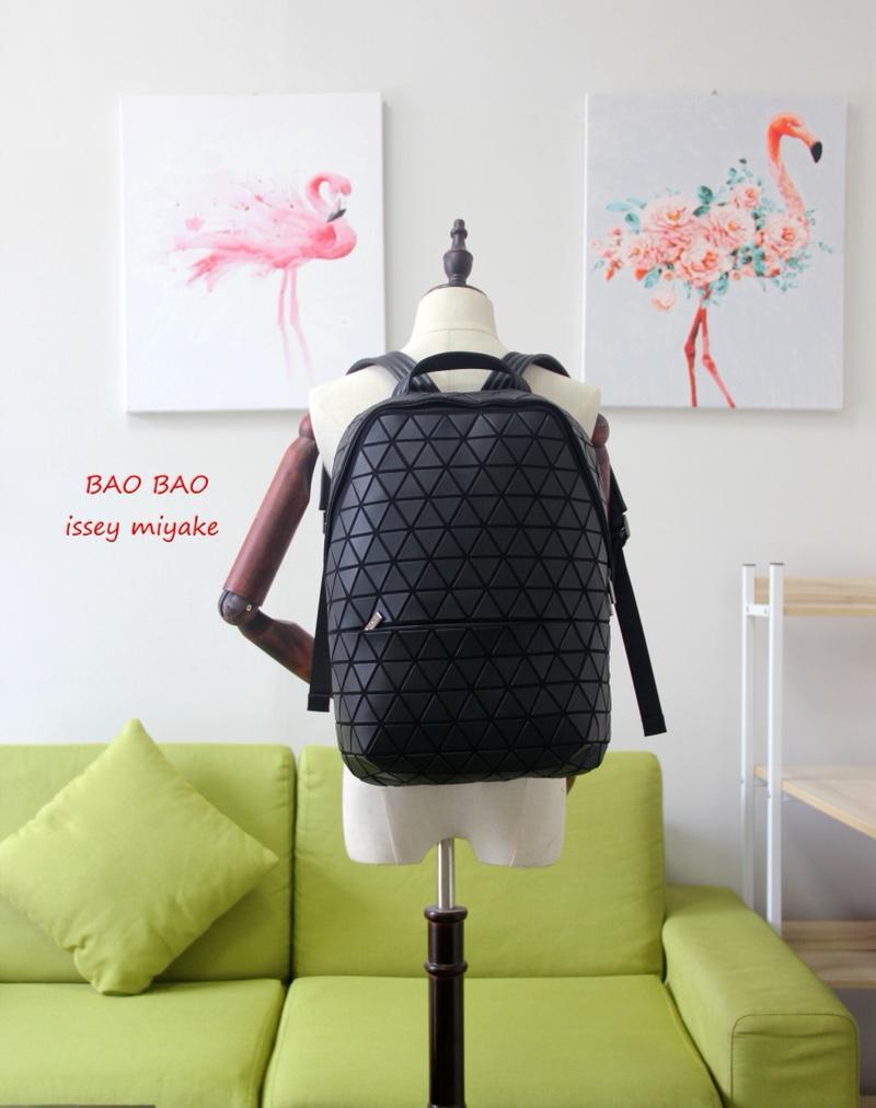 Replica Issey Miyake Sherpa Backpack Black