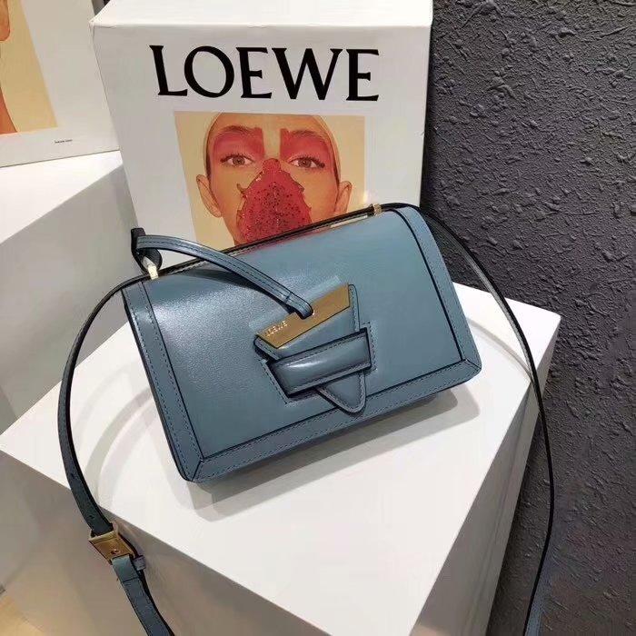 Replica Loewe Barcelona Small Bag Blue Original Quality