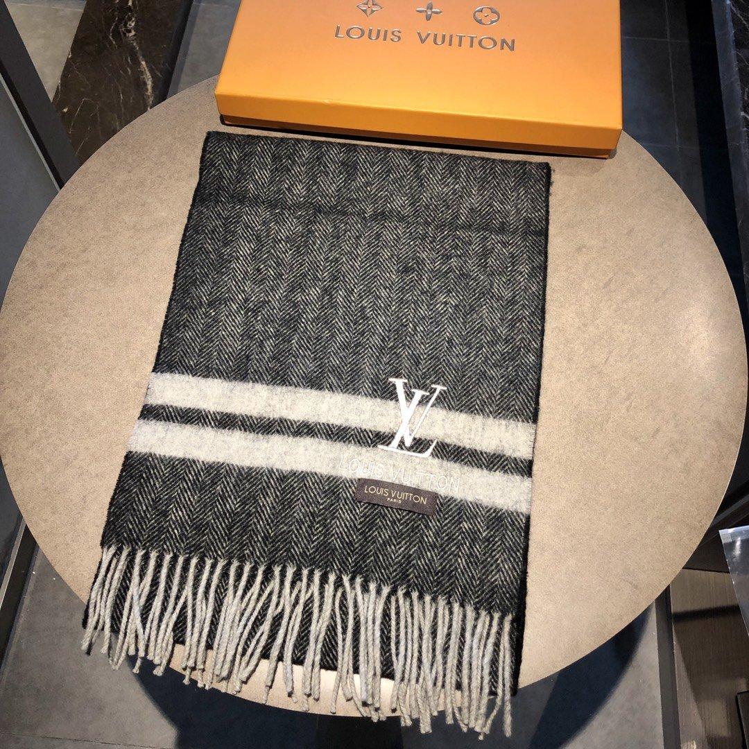 Replica Louis Vuitton Men Scarf 0026