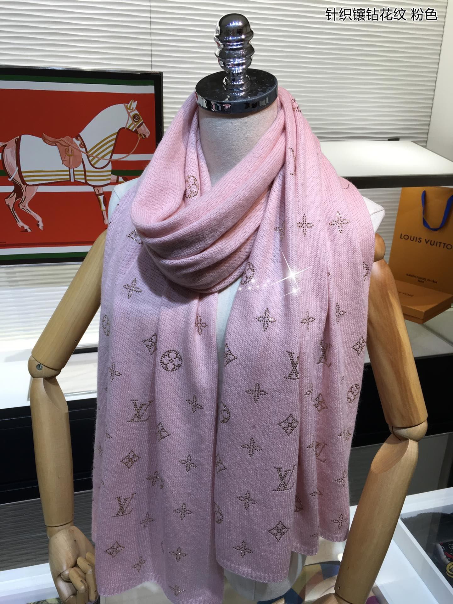Replica Louis Vuitton Women Scarf 0020