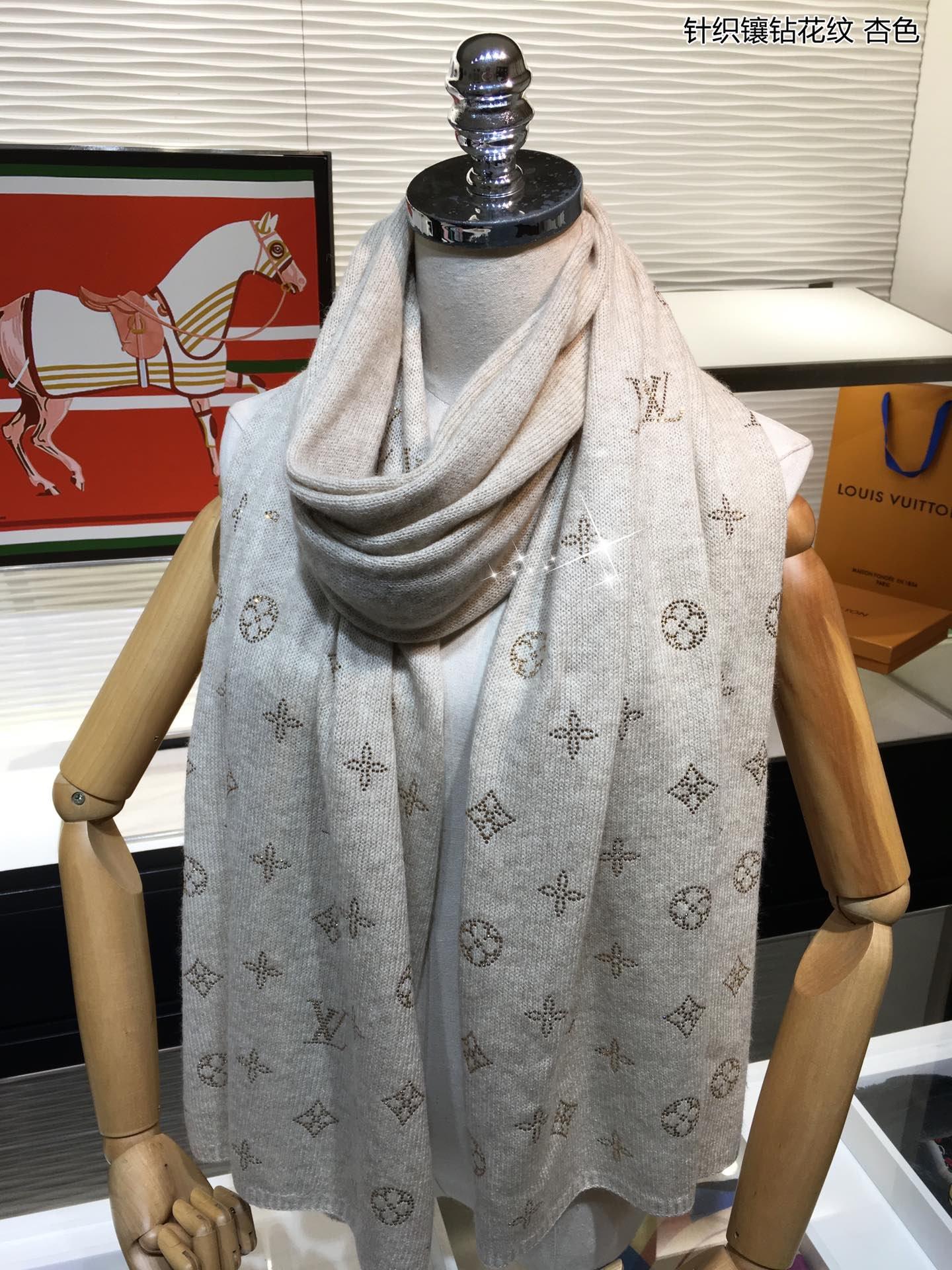 Replica Louis Vuitton Women Scarf 0022