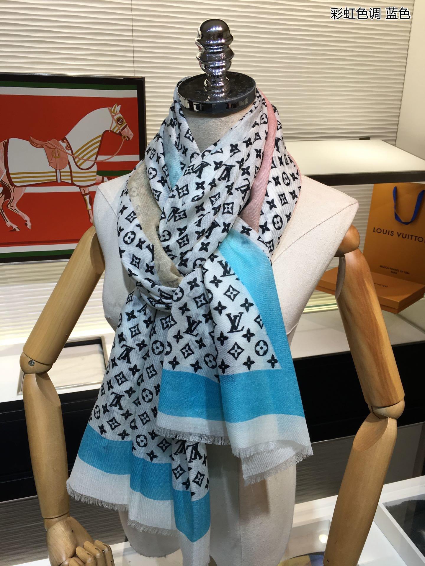 Replica Louis Vuitton Women Scarf 0024