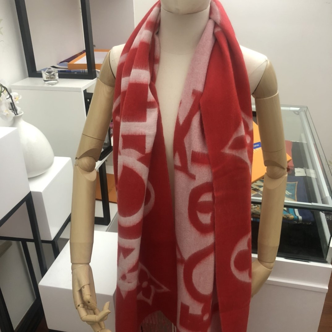 Replica Louis Vuitton Women Scarf 0031