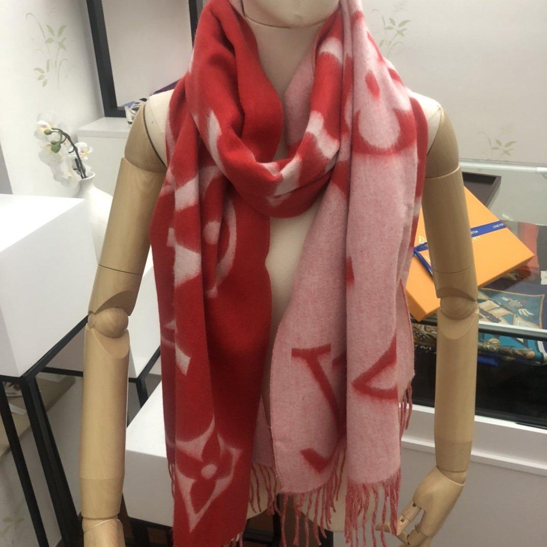 Replica Louis Vuitton Women Scarf 0031
