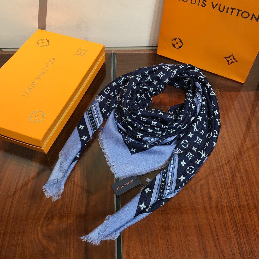 Replica Louis Vuitton Women Scarf 0034
