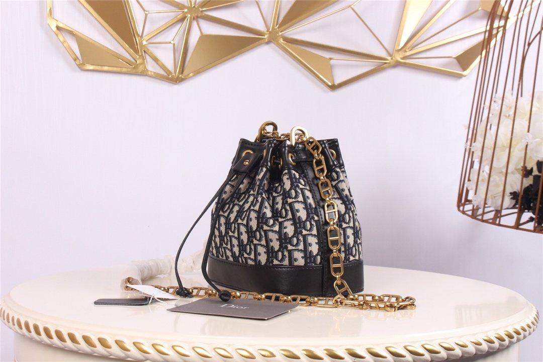 Replica Miss Dior 2019 Bucket Bag Small