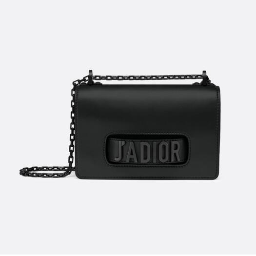 Top Replica Dior M989 J adior Ultra Black Bag 25cm