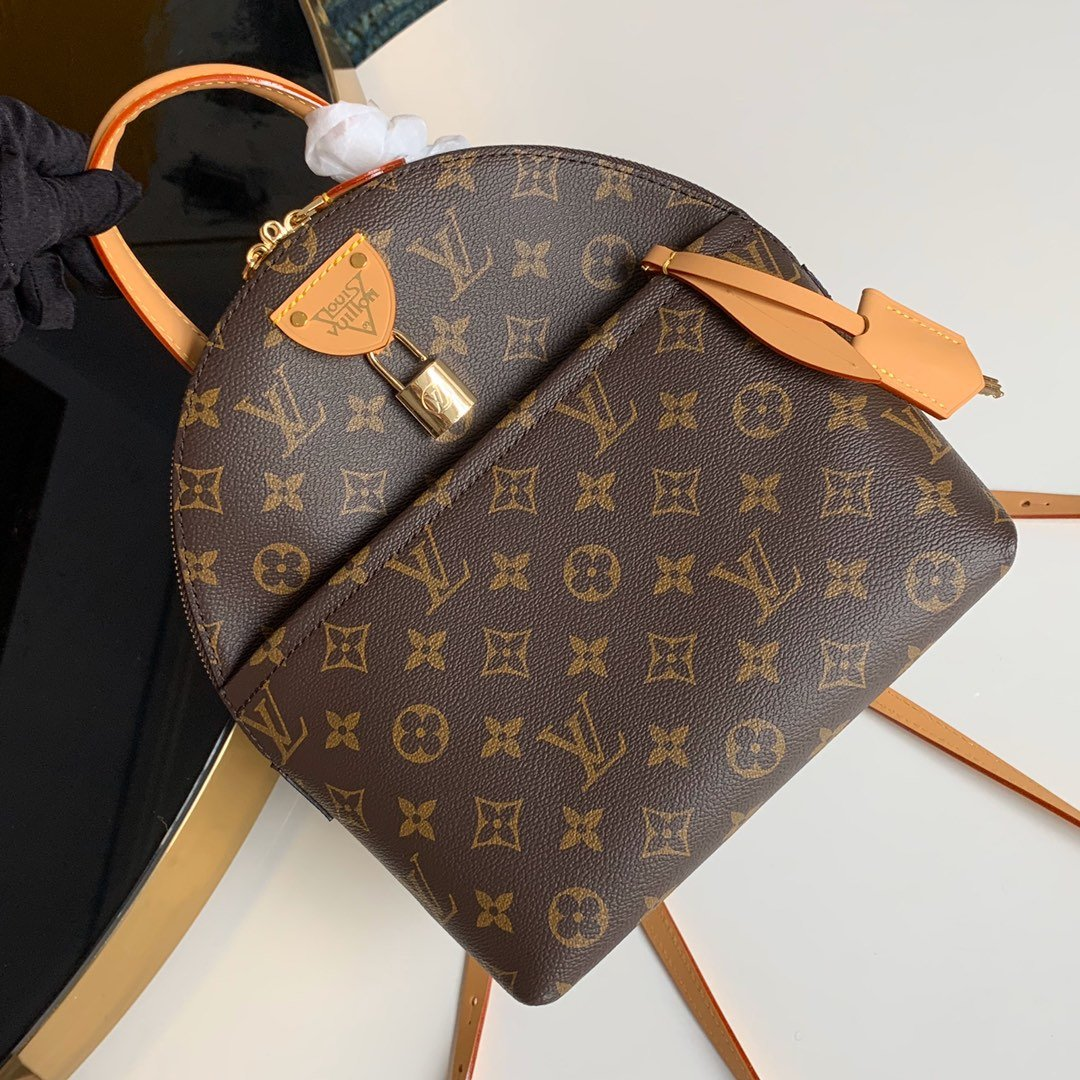 AAA Louis Vuitton M44944 Women Moon Backpack Monogram Canvas