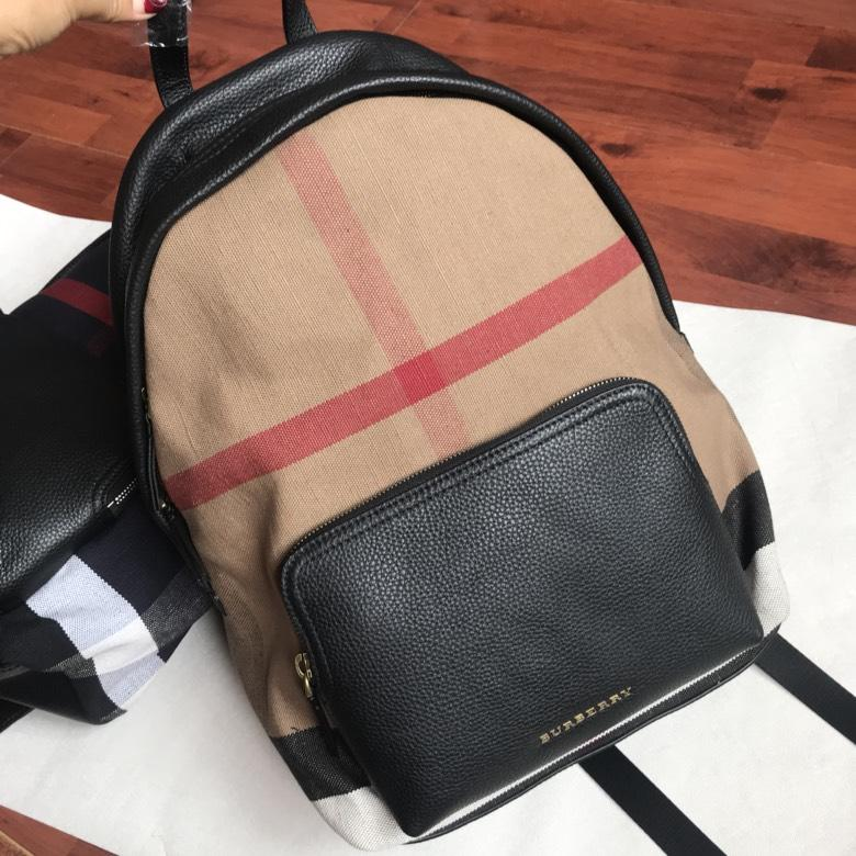 Best Price Burberry Men and Women Classics Backpack