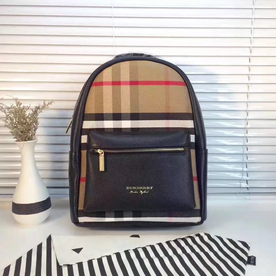 Burberry BR001 Women Backpack