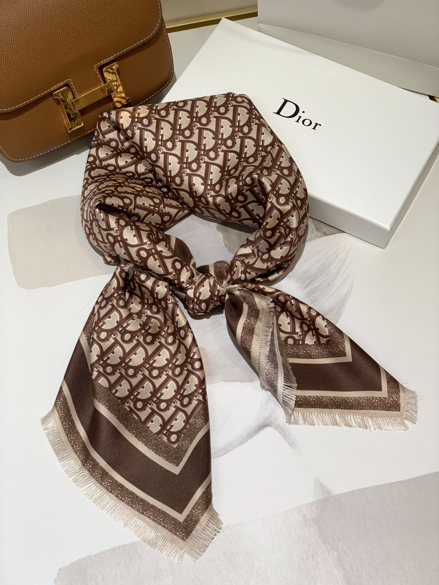 Cheap Replica Dior Women Scarves 0014