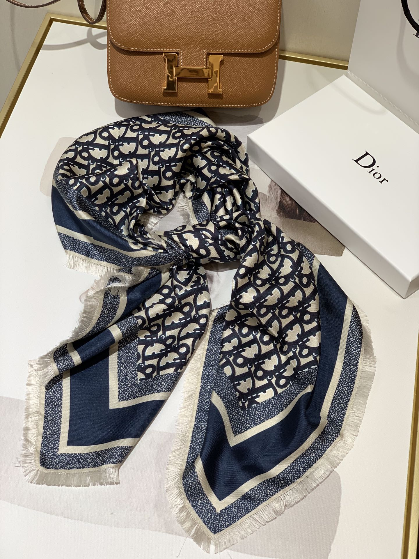 Cheap Replica Dior Women Scarves 0016
