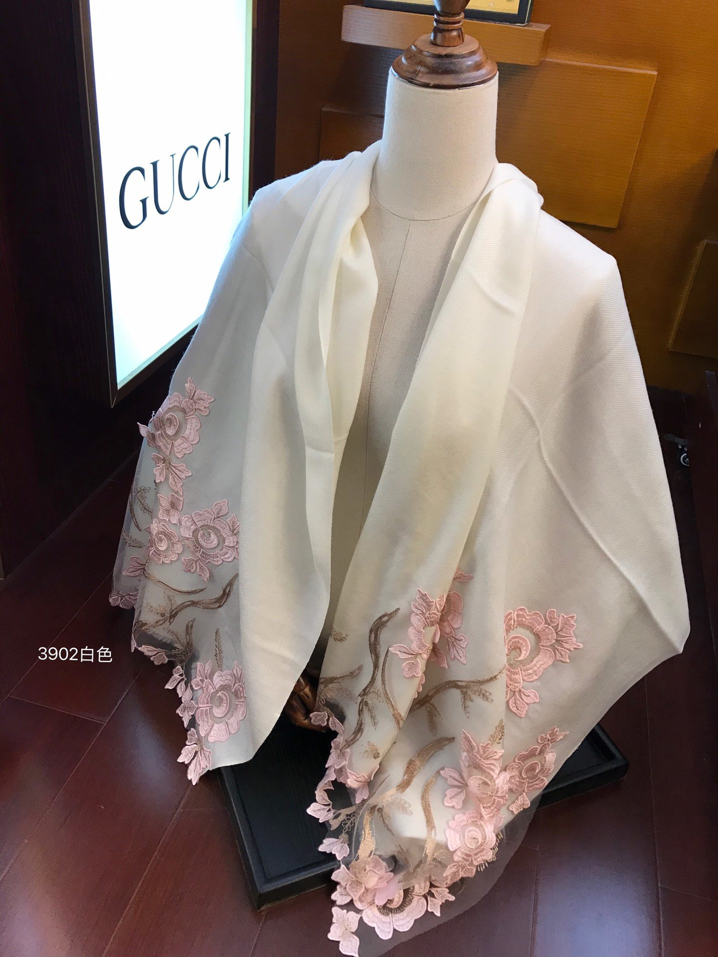 Cheap Replica Gucci Women Scarves 0006