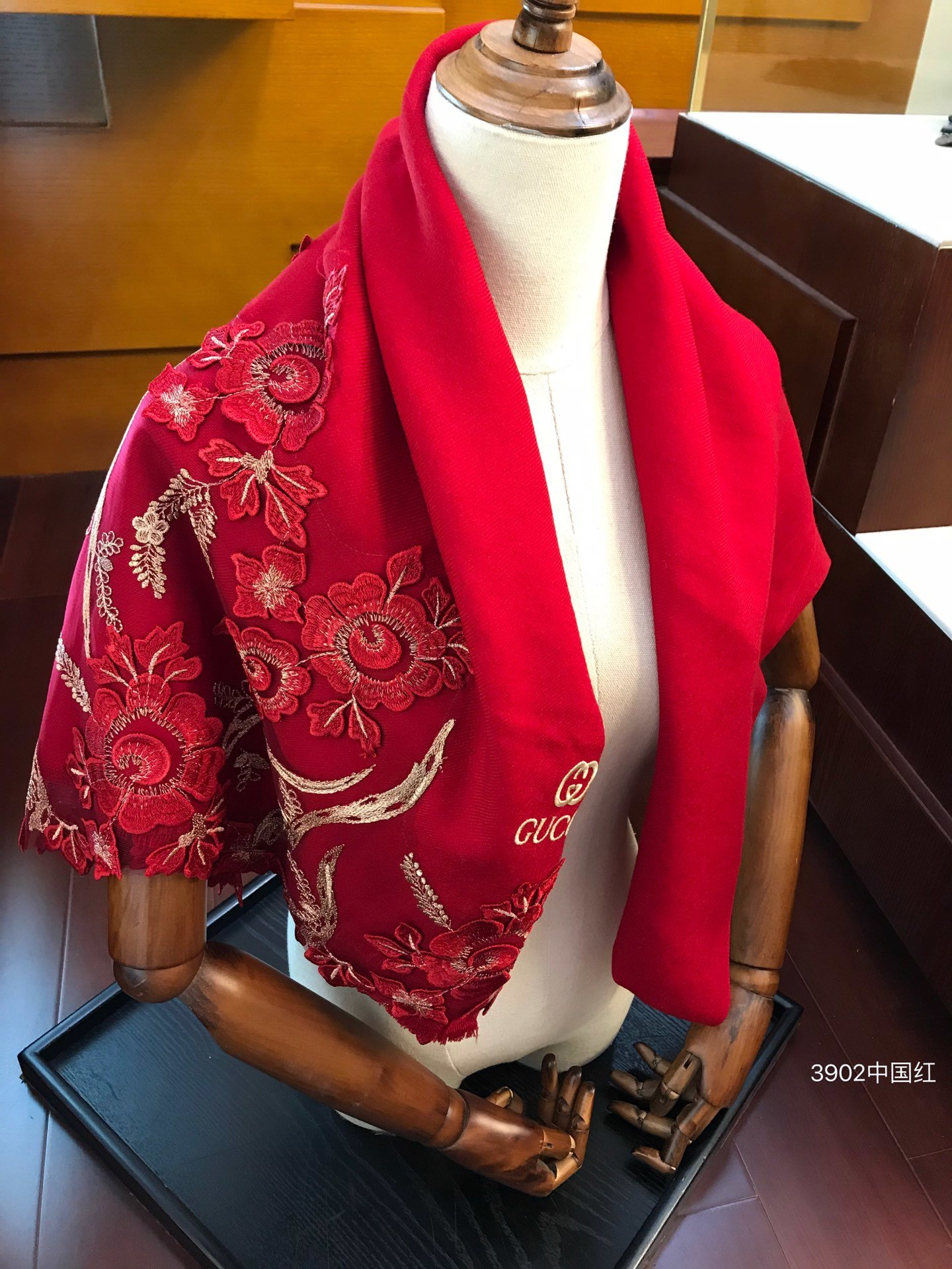 Cheap Replica Gucci Women Scarves 0007