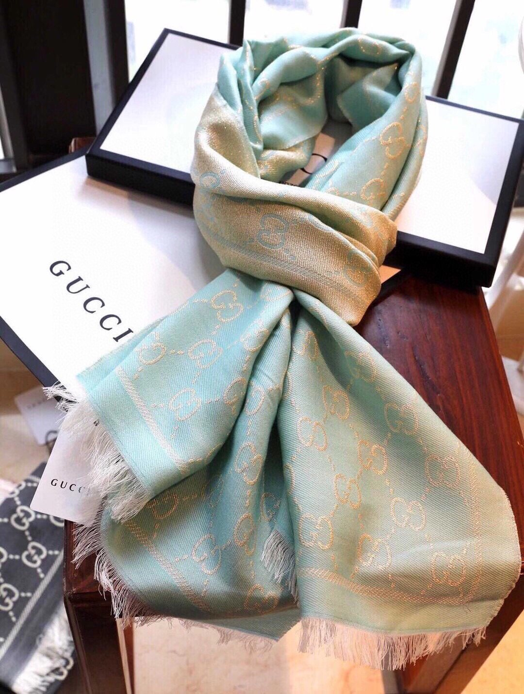 Cheap Replica Gucci Women Scarves 0014