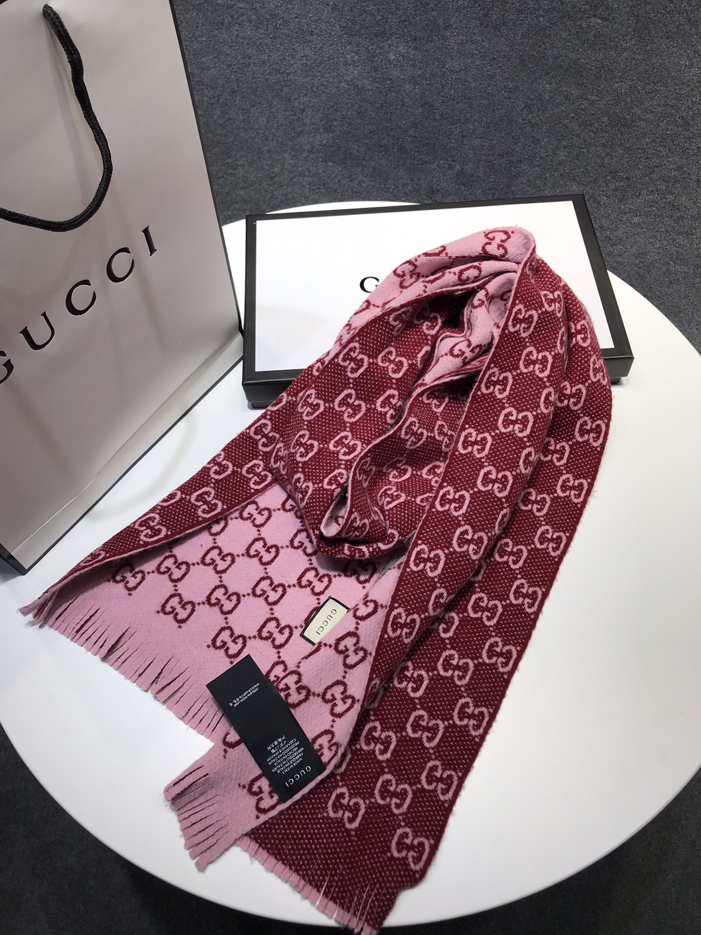 Cheap Replica Gucci Women Scarves 0022