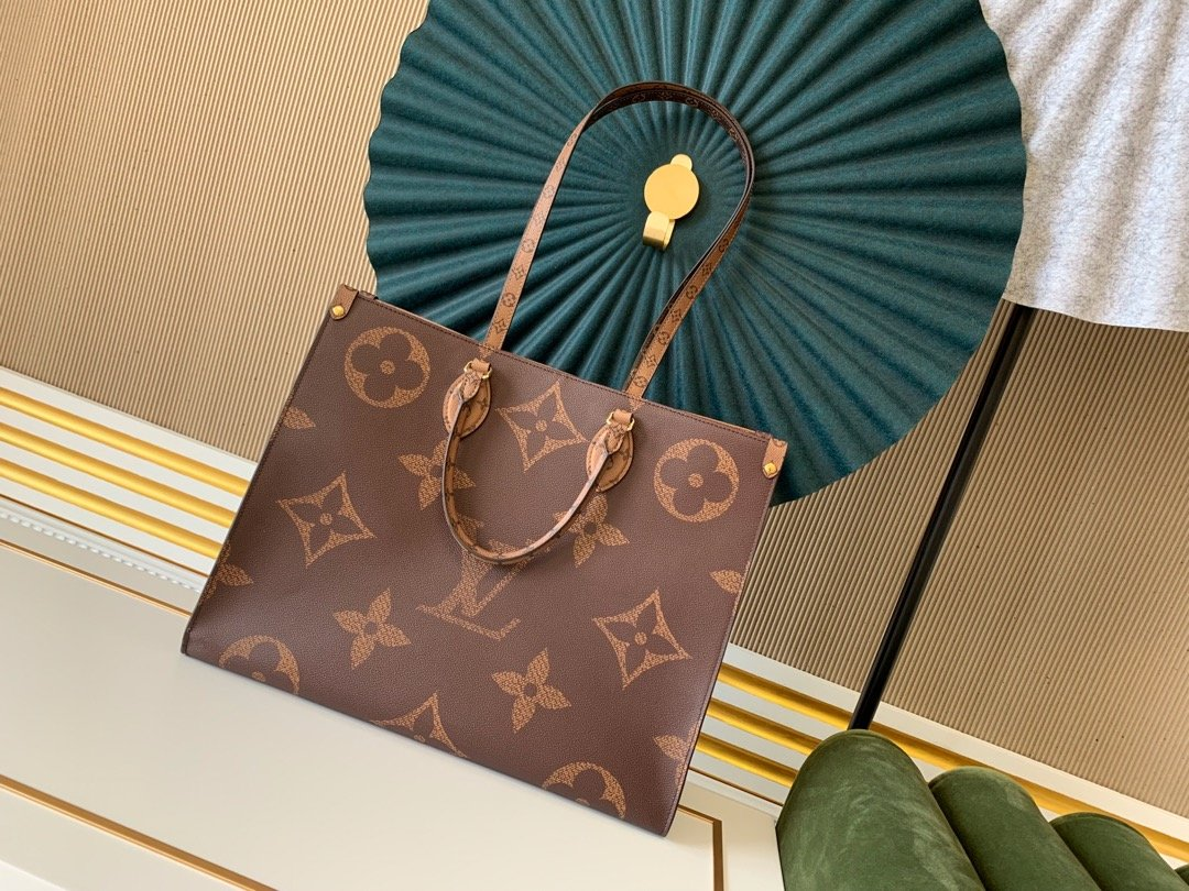 NEW replica Louis Vuitton M44576 Onthego Tote Bag Large