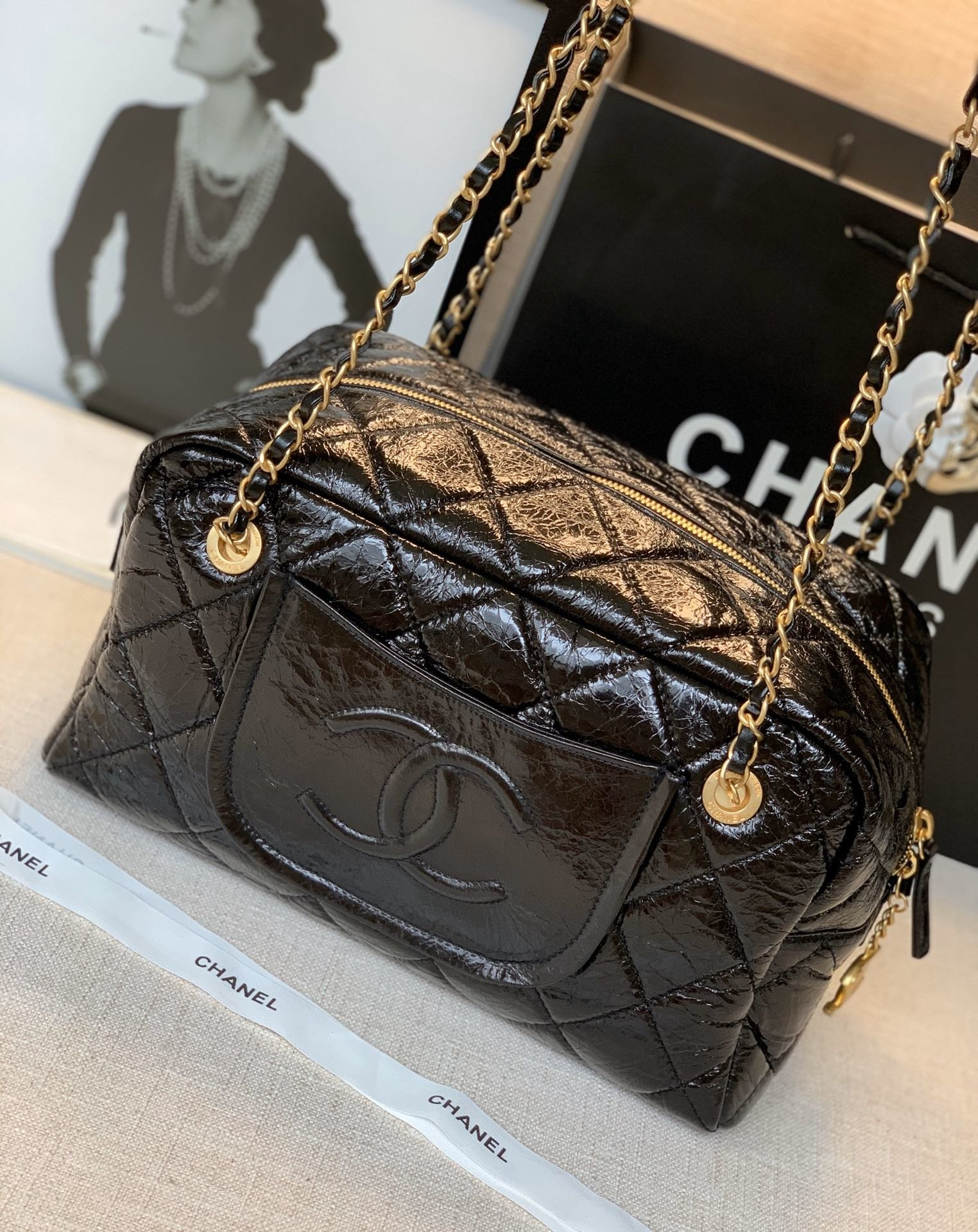 New Arrivals Chanel Women Shoulder Bag