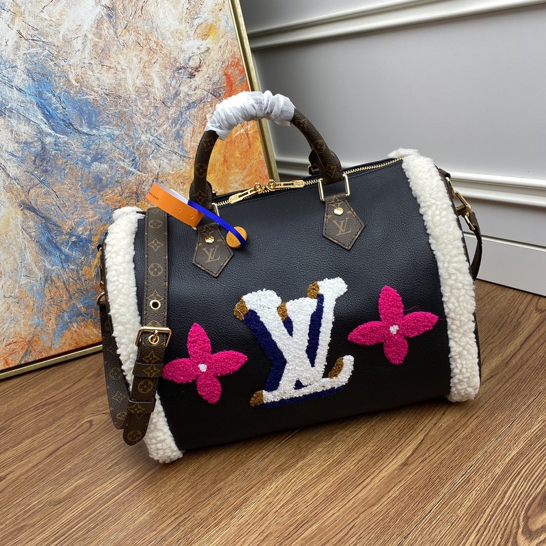 Original Copy Louis Vuitton M56966 Speedy Bandouliere 30