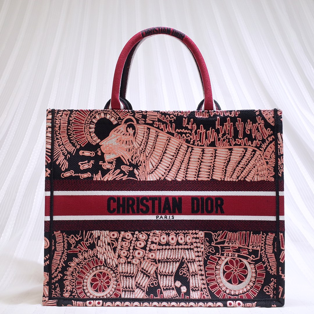 Original Copy Small Dior Book Tote