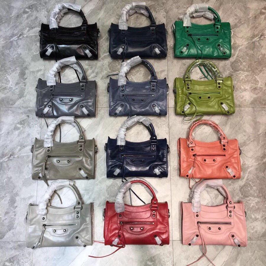 Replica Balenciaga Classic Nano City Bag 28cm all colors