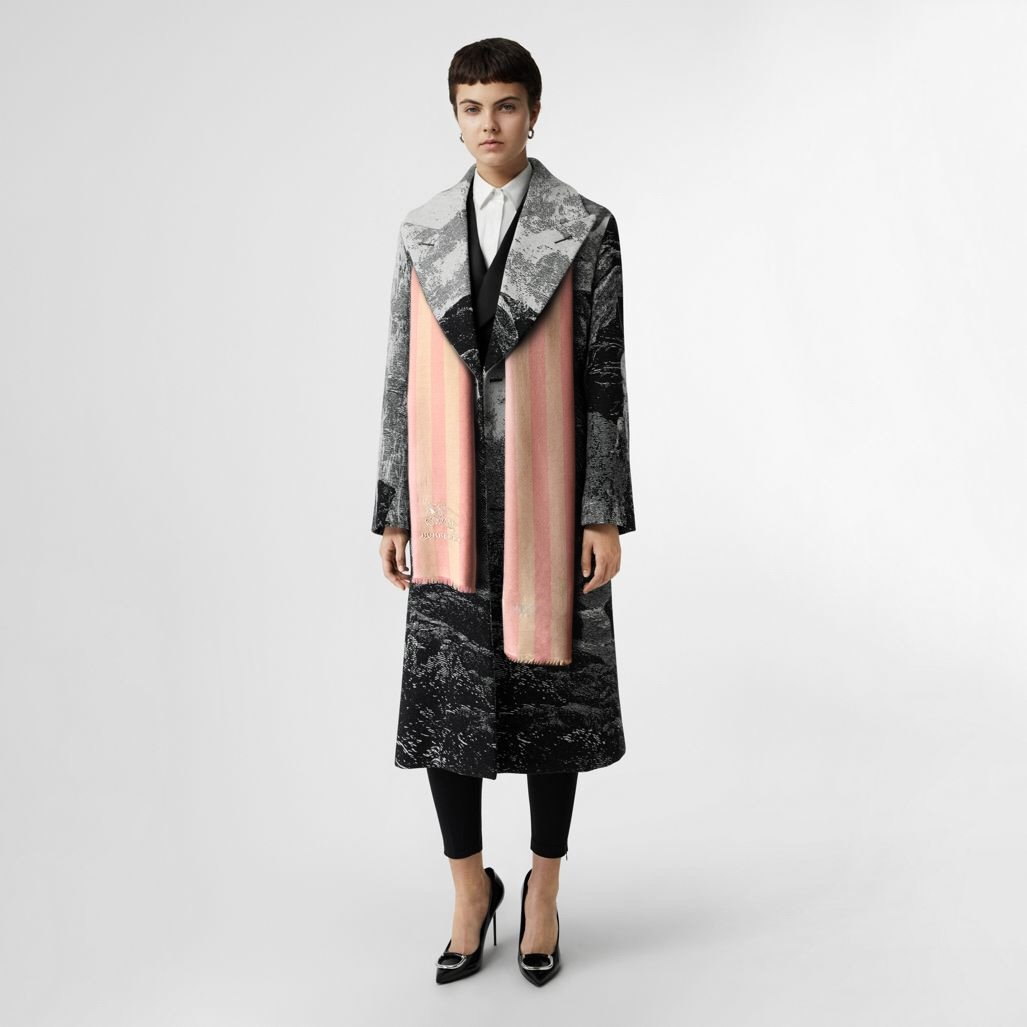 Replica Burberry Women Scarf Cashmere 0012