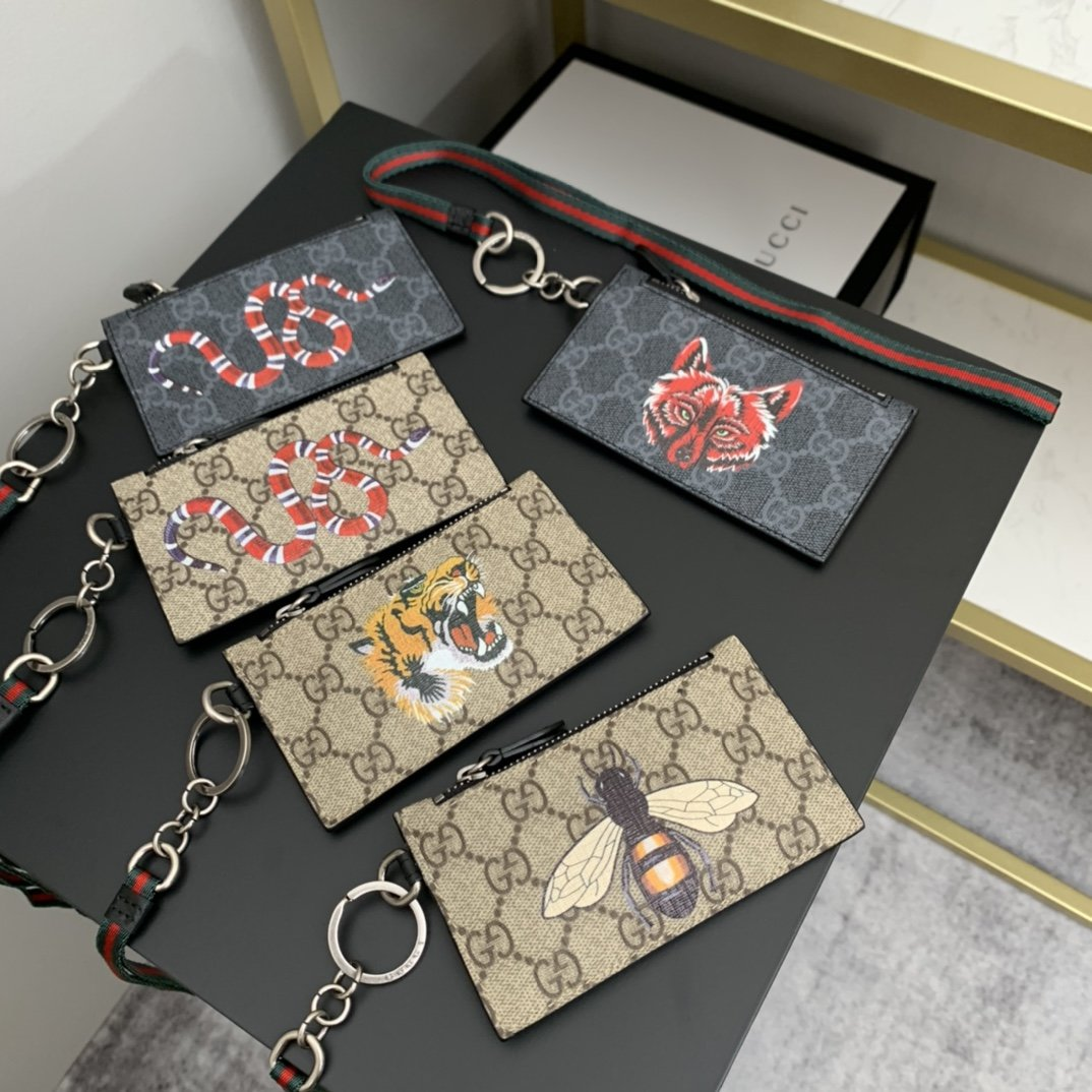 Replica Gucci 523903 Fashon Card Bag Coin Purse