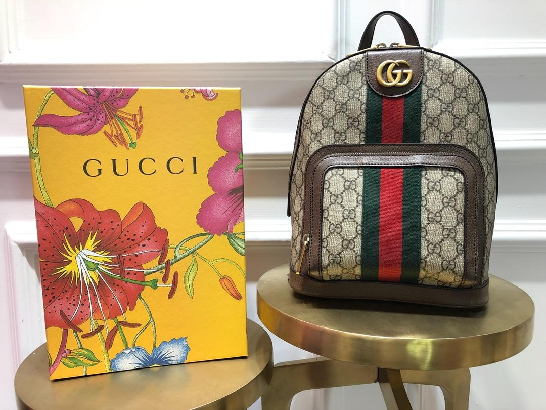 Replica Gucci 547965 Women Ophidia GG Small Backpack