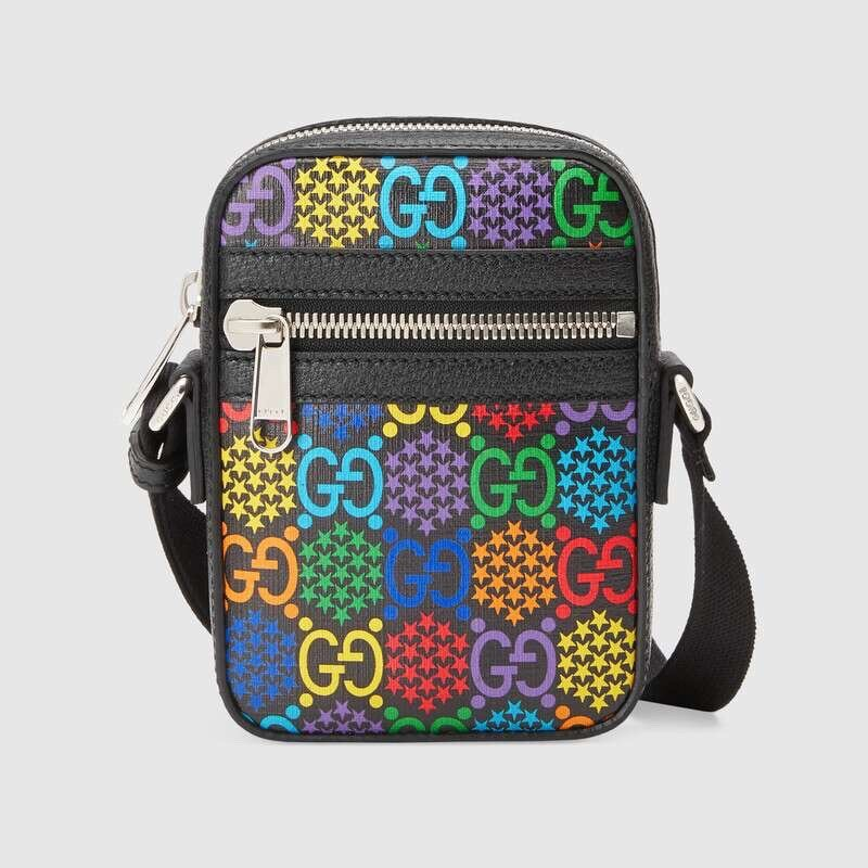 Replica Gucci GG 598149 Psychedelic Shoulder Bag