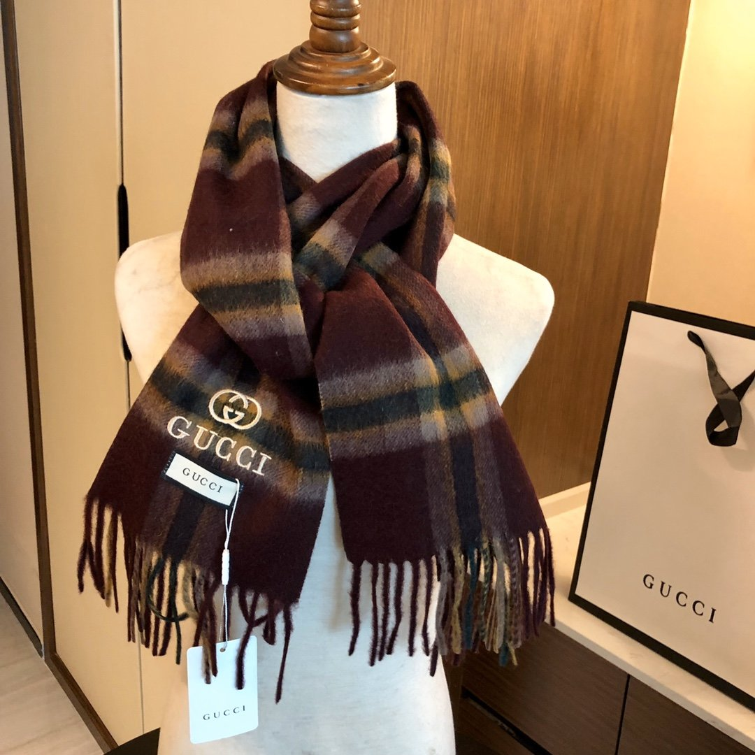 Replica Gucci Men Scarf 0008