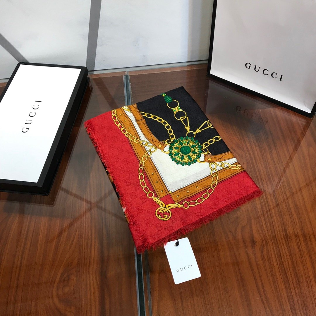 Replica Gucci Women Scarf 0013