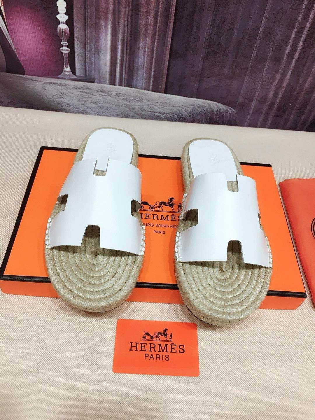 Replica Hermes Men Shoes 0002