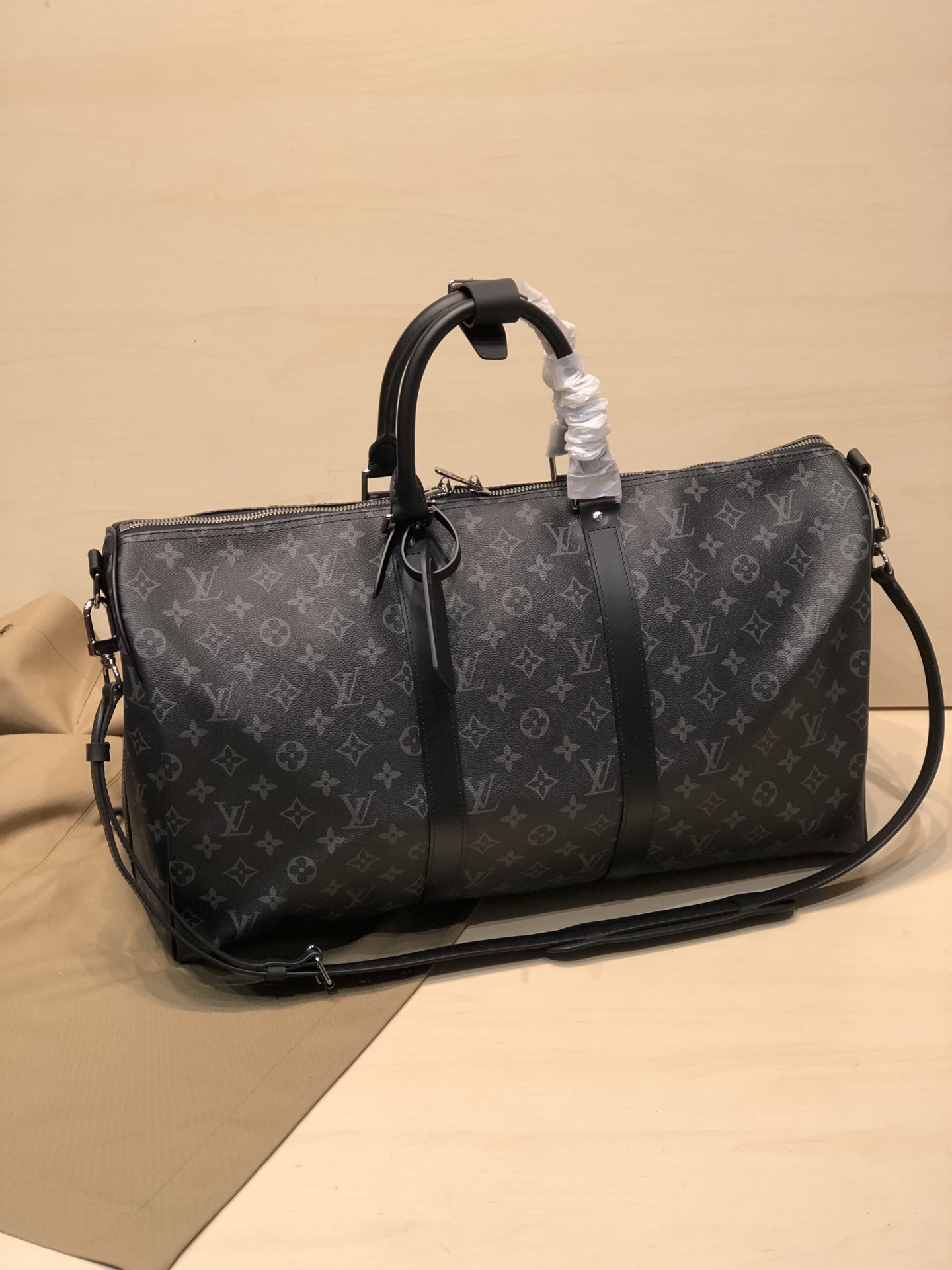 Replica Louis Vuitton Keepall Bandouliere-2 45 50 55