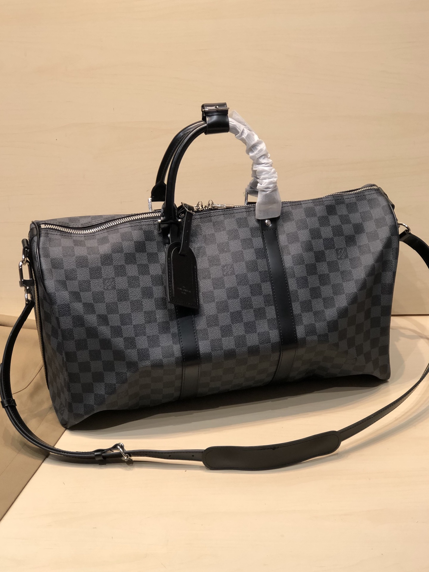 Replica Louis Vuitton Keepall Bandouliere 45 50 55