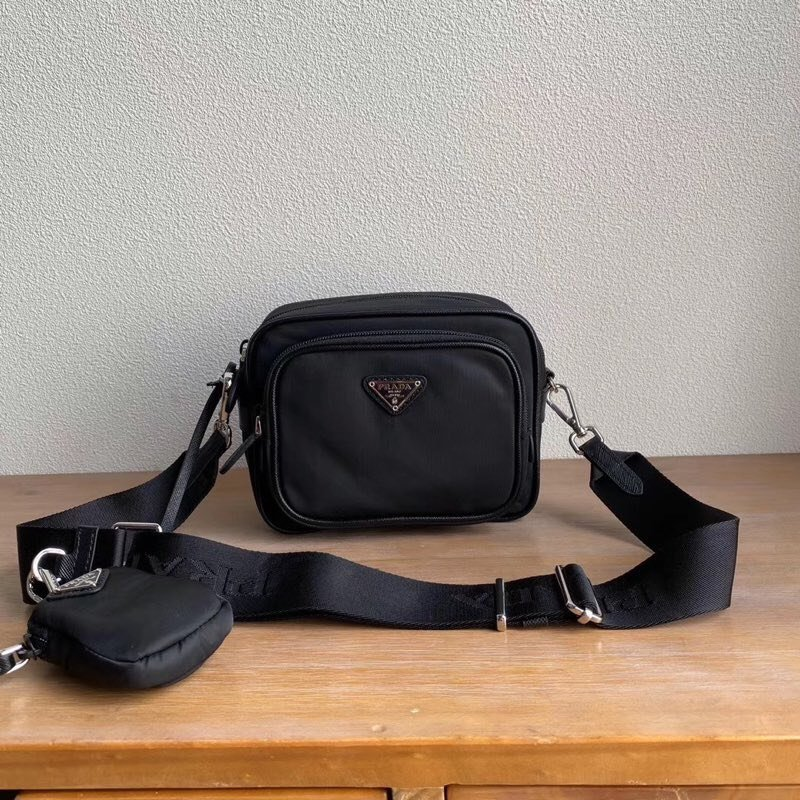 Replica Men Prada Bandoleer Bag