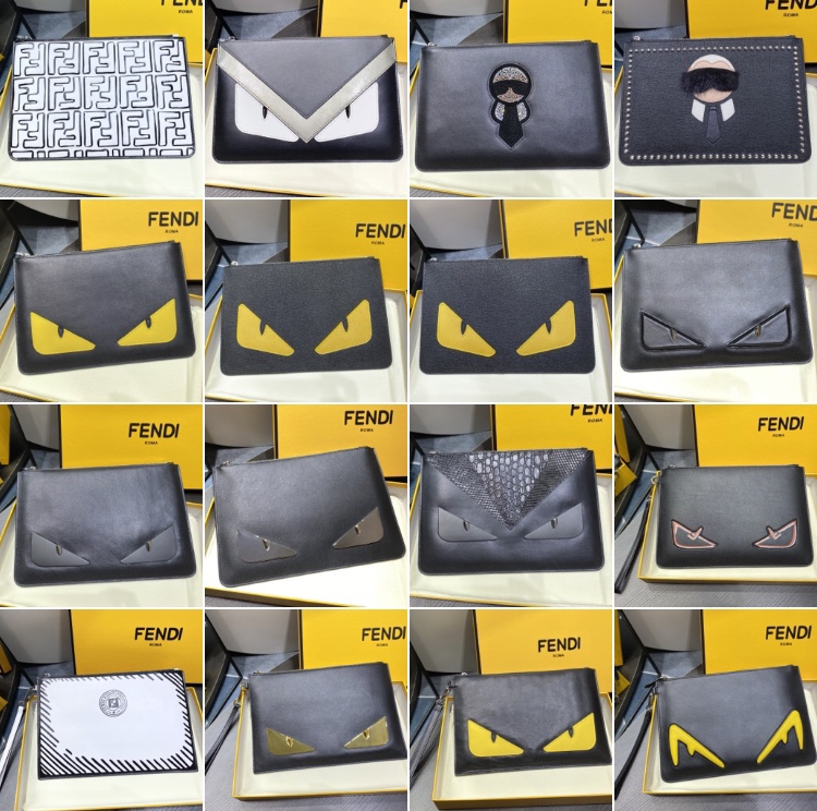 Top Quality Fendi Cloutch for Men and Women