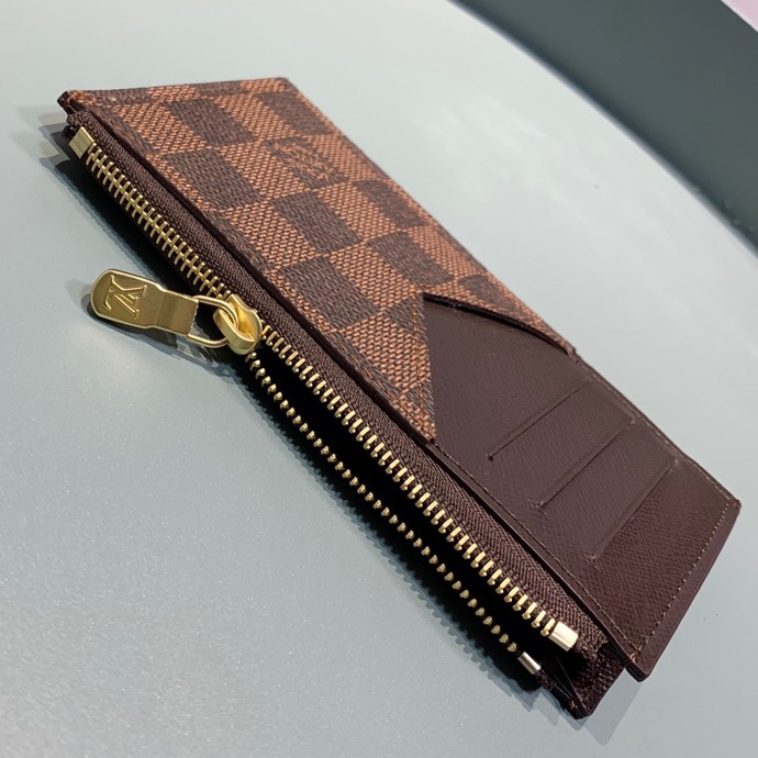 Top Quality Louis Vuitoon Men Coin Card Holder 003