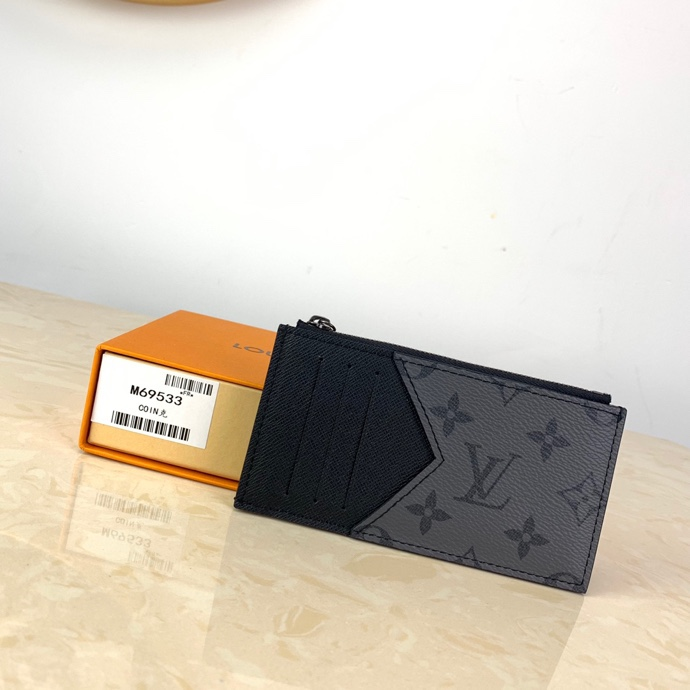 Top Quality Louis Vuitoon Men Coin Card Holder 005